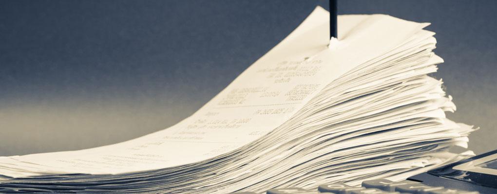 Receipt Scanning & Storage | Bookit Bookkeeping