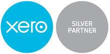 Bookit Bookkeeping Xero Silver Partner Logo