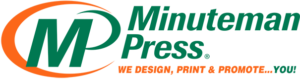 bookit bookkeeping minuteman press logo